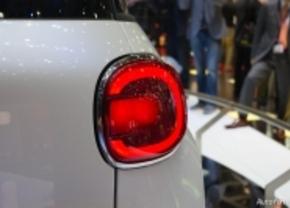 Fiat 500L in Geneve