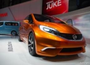 Nissan Invitation Concept in Genève