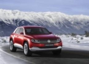 Volkswagen recycleert Cross Coupé als dieselhybride