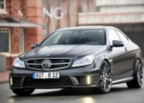 Mercedes-Benz C Coupe Brabus V12