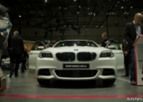 BMW M Performance in geneve