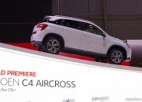 Citroën C4 Aircross in Genève