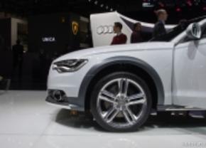 Audi A6 Allroad in Genève