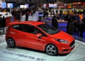 Ford Fiësta ST 2012