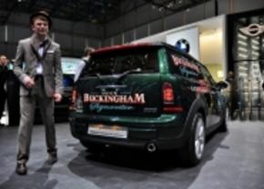 Live in Genève 2012: Mini Clubvan Concept