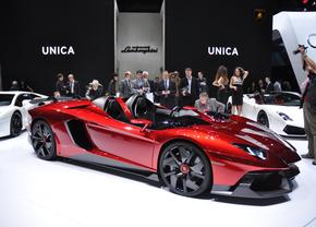Video: Bouw een Lamborghini Aventador J in anderhalve minuut