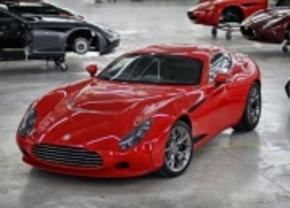 Perena Z-One wordt AC 378 GT Zagato