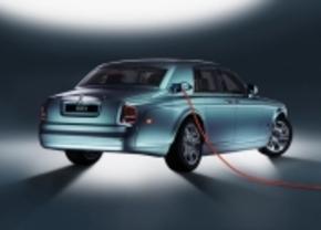 Rolls Royce gaat niet elektrisch