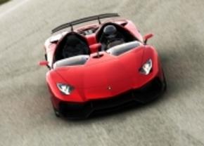 Lamborghini Aventador J was een noodoplossing