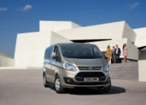 Officieel: Ford Tourneo Custom