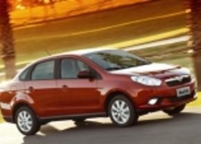 Fiat Grand Siena is nieuwe berline voor Braziliaanse markt