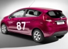 Ford Fiesta blaast nog slechts 87 g/km CO2 de lucht in
