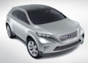 Lexus voorziet instap-SUV