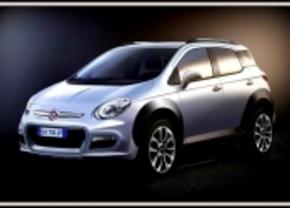 Fiat 500X wordt de nieuwe kleine 4x4