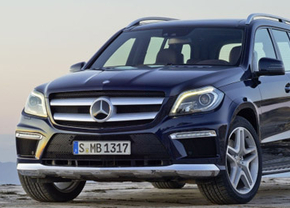 Dit is 'm: De Mercedes GL 2013