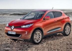 Renault wil crossover op basis van Nissan Juke