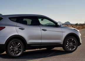 Officieel: Hyundai Santa Fe (2013)