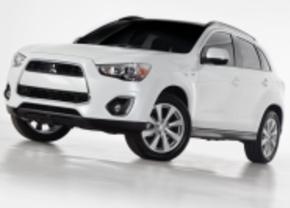 Kleine aanpassingen aan Mitsubishi ASX