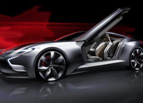 Hyundai HND-9 Concept kondigt nieuwe Genesis Coupé aan