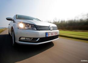 Volkswagen schroeft productie Passat terug