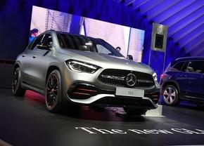SUV crossover Autosalon Brussel 2020 Autofans