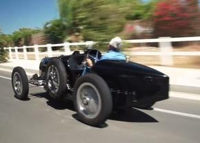 Bugatti Type 35 Pur Sang replica