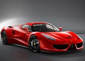 Ferrari Enzo opvolger V12