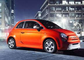 Fiat 500e is elektrische appelsien