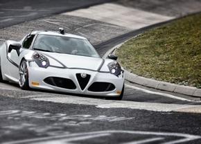 Alfa-Romeo-4C-Nürburgring