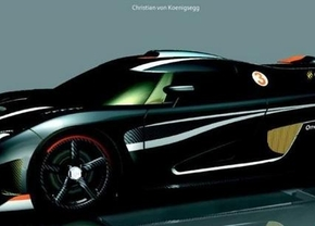 Koenigsegg Agera one off