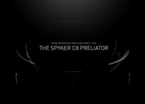 spyker-c8-preliator-teaser