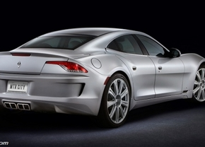 Verwarrend: Destino combineert looks Fisker met motor Corvette