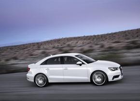 Audi A3 berline geprijsd: vanaf 28.150 euro