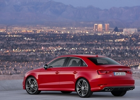 Officieel: Audi S3 Sedan (2013)