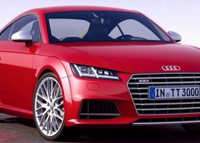 Audi TT (2014)