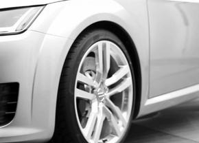 Audi geeft teaser mee van derde generatie TT