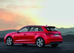 Audi op het Brusselse autosalon 2013