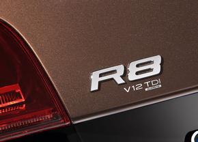 R8 V12 diesel-hybride