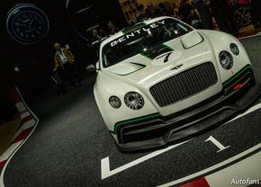 bentley GT3 concept