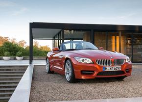 2013 BMW Z4 facelift