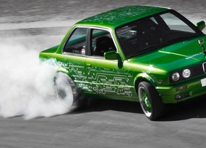BMW E30 M3 elektrisch