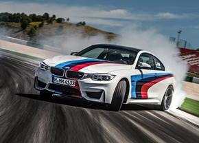 BMW-M4-Drifting