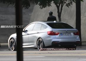 BMW 3 GT toont zijn ware gelaat