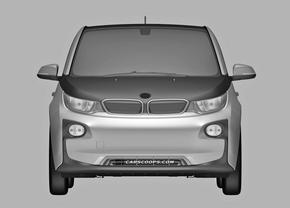 productie-BMW i3 ziet er gek uit