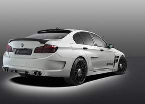 Hamann Mission BMW M5
