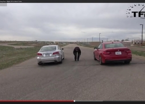 Autofans Videotip: BMW M235i vs Lexus IS F
