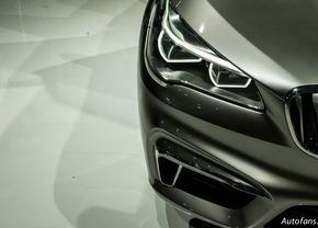 BMW 1 Concept Active Tourer