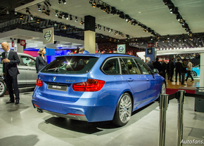 BMW 330d Touring F31