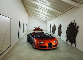 Bugatti Grand Sport convertible Venet