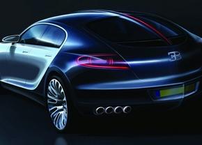 Er komt geen Bugatti Galibier of supersupersuper Veyron